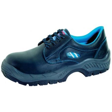 Zapato Seguridad T41 S2 Pu-Tpu Pun.Plas Diamante Pl Piel Panter
