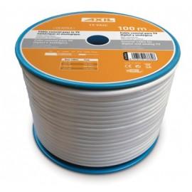Cable Antena 100Mt Coaxial Axil 19 Vatc Ca 0770E 100 Mt