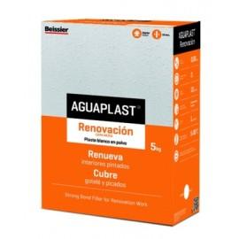 Masilla Restaurancion Renovacion 5 Kg Aguaplast