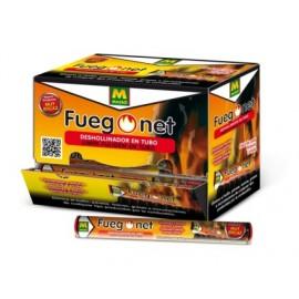 Deshollinador Estufa Tubo Quimico Fuegonet