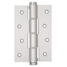 Bisagra Cierre Automatico Simple Accion120Mm 5314.01 Plata Justor 2 P