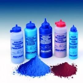 Polvo Trazador Azulete Azul  Superextra Osyma 1 Kg