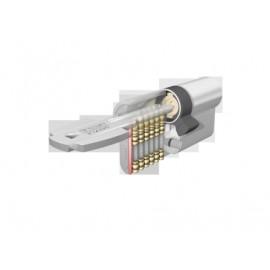 Cilindro Seguridad  30X45Mm T6553045L Laton Leva larga Tesa