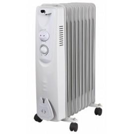 Radiador Electrico Aceite 09 Elementos 2000W Vivah