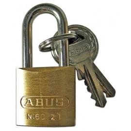 Candado Seguridad  50Mm Arco Largo Laton  Abus
