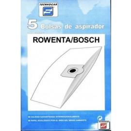 Bolsa Aspirador Papel Rwta Blly-Bosch Bms Thogar 5 Pz 910743