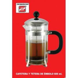 Cafetera Embolo 08Tz-600Ml Tecnhogar