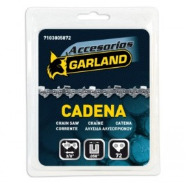 Cadena Motosierra 72 Eslabones Garland 7103805872