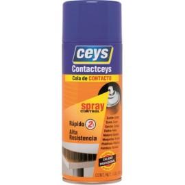 Cola Contacto Multiusos 400 Ml Contaceys Spray Ceys
