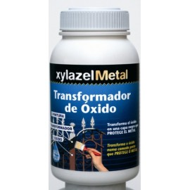Pintura Metal Transformador 250 Ml Negro Oxido Xylazel