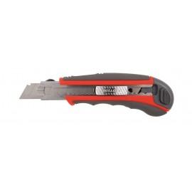 Cutter Profesional  Placa Yeso 18X108Mm Rueda Bloqueo Bimat Proplac Bellota