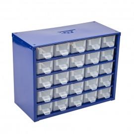 Estante Clasificador 305X145X237Mm. 25 Cajones Metal Tayg
