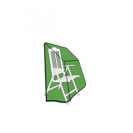 Funda Proteccion  175X76X79Cm Tumbonaa Natuur Pvc Verde  Nt68472