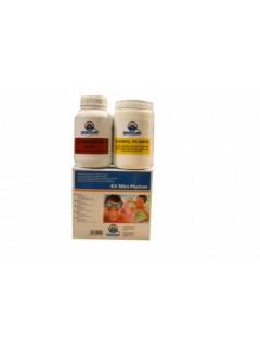 Cloro Algicida Piscina 0,5+0,5Kg Quimicamp 202102