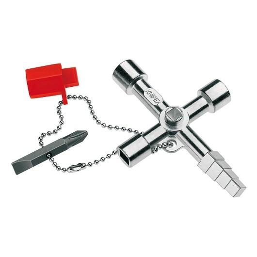 Llave Fontanero Cabina Control Knipex
