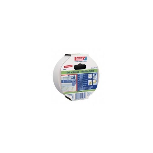 Cinta Adhesiva 50Mmx 10Mt Doble Cara  Moquetas Removi Premium Tesatape