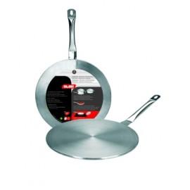 Placa Cocina Difusora 14Cm Vitro-Induccion Inox Ibili