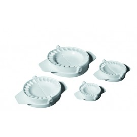 Molde Cocina Empanadillas 5+7+10+13Cm Abs Ibili