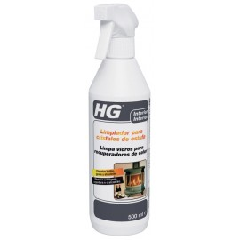 Limpiador Cristales Estufas Chimeneas Hg 500 Ml