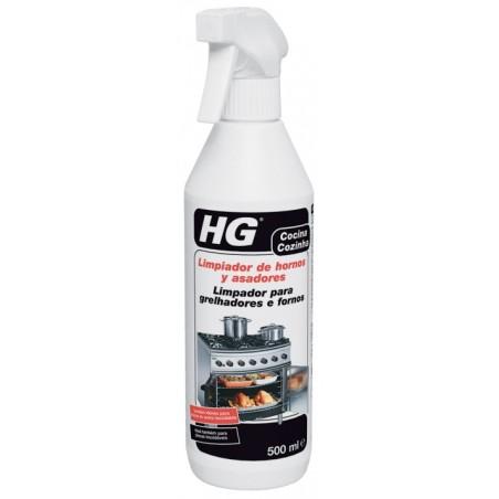 Limpiador Barbacoas Hornos Grills Hogar 500 Ml