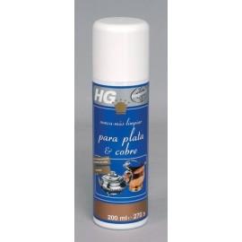 Limpiador Plata-Cobalto-Laton-Bronce Spray  200 Ml