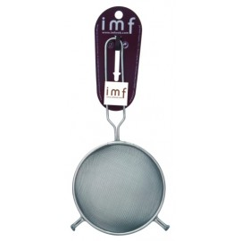 Colador Cocina Media Bola 16Cm 2 Apoyos Inox Imf