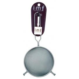 Colador Cocina Media Bola 18Cm 2 Apoyos Inox Imf