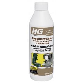Descalcificador Limp Ap.Vapor Cafeteras Express Hg 500 Ml