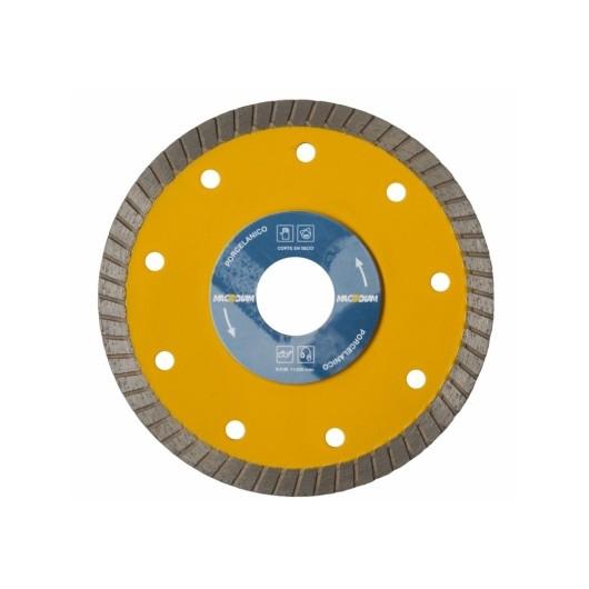 Disco Corte Porcelanico  115X1,2X8Mm Turbo Diamante