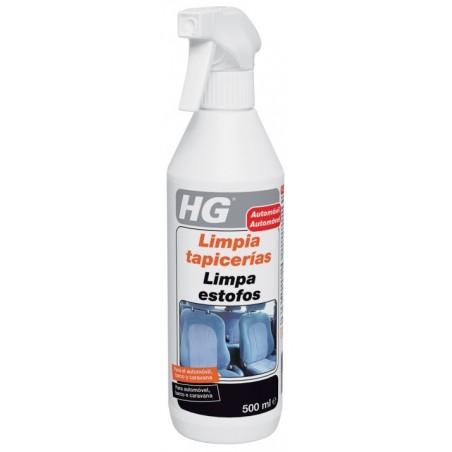 Limpiador Coche Tapiceria 500Ml Spray 500 Ml Hg