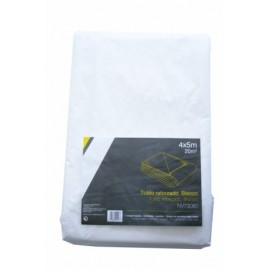Toldo Multiuso Reforzado 06X10Mt 115G/M2 Polietileno Bl Nivel