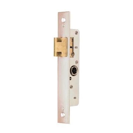Cerradura Metalica Embutir 23X15Mm 5550N Niquel Picaporte/Palanca  Lince