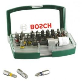 Punta Atornillador 7 Torx Inviolables Bosch 32 Pz