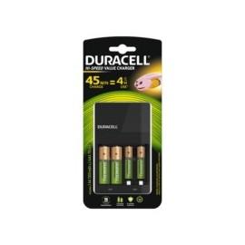Cargador Pilas Hr06 Hr03 + 2Aaa Duracell