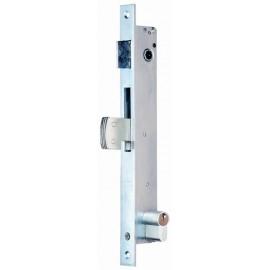 Cerradura Metalica Embutir 23X21Mm 5580 Niquel Picaporte/Gancho Lince