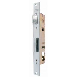 Cerradura Metalica Embutir 20Mm 5530/20 Inox Con Resbalon Lince
