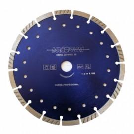 Disco Corte General Obra 230X3,2X12 Mm Diamante  MacoDiamante