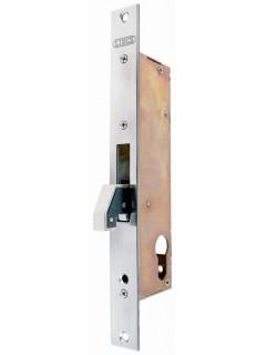 Cerradura Metalica Embutir 25X20Mm 5572/20 Inox Gancho Lince