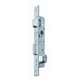 Cerradura Metalica Embutir 23X11Mm 1550-14 Inox Picaporte/Palanca  Mcm