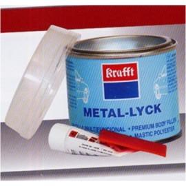 Masilla Reparadora Poliester 250 Ml Carrocerias Metal