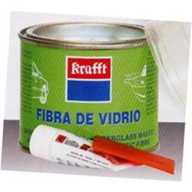 Masilla Reparadora Fibra Vidrio 250 Ml Carrocerias