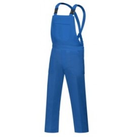 Peto Trabajo T46 Elastico Tergal Azul