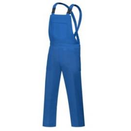 Peto Trabajo T52 Elastico Tergal Azul