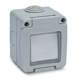 Interruptor Electricidad 10Amp Estanco Conm. Ip55 Famat