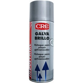 Galvanizador Proteccion  Brillo  400 Ml En Frio Secado Rapido
