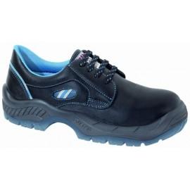 Zapato Seguridad T47 S2 Pu-Tpu Pun.Plas Diamante Pl Piel Panter