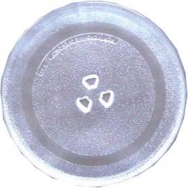 Plato Microondas Goldstar/Lg 245Mmø Acople Cristal Sanfor