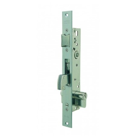 Cerradura Metalica Embutir 25X20Mm 2240203Ai Inox Picaporte/Palanca  Tesa