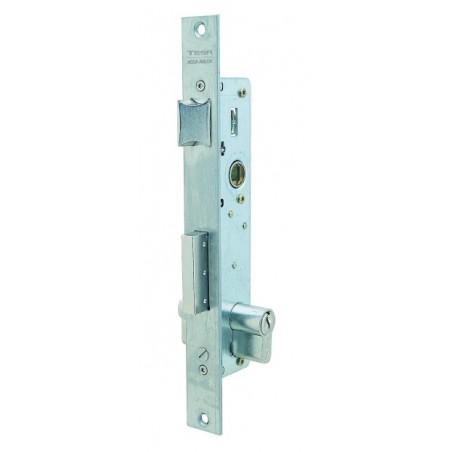 Cerradura Metalica Embutir 25X25Mm 2210253Ai Inox Picaporte/Palanca Basculante Tesa