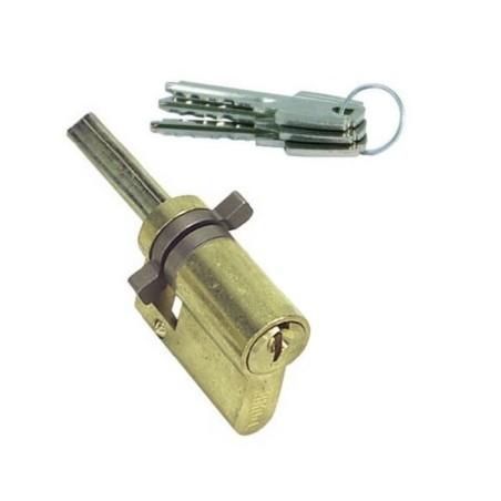 Cilindro 30X10Mm 552000Lt Laton Leva Larga Cerradura2500 Tesa